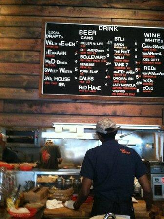 Farm Burger : Drinks