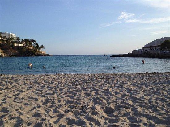 Beach bar along from the hotel - Bild von Camp de Mar, Peguera - TripAdvisor