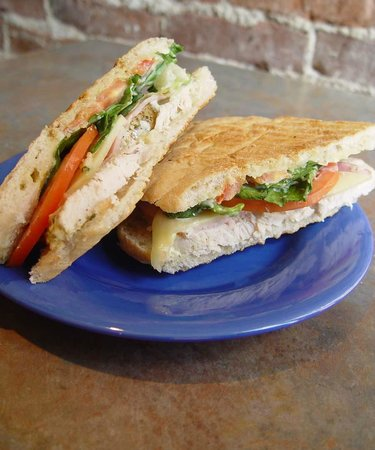 Port City Cafe & Bakery: Panini