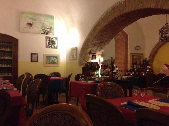 Ristorante Maggiolini: Locale
