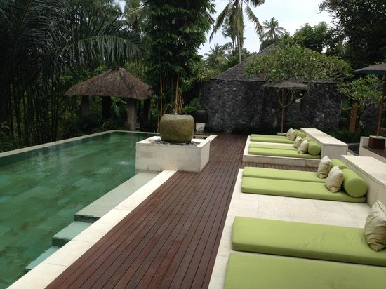 The Purist Villas and Spa: Main Pool - Nice, Quiet & Lovely View
