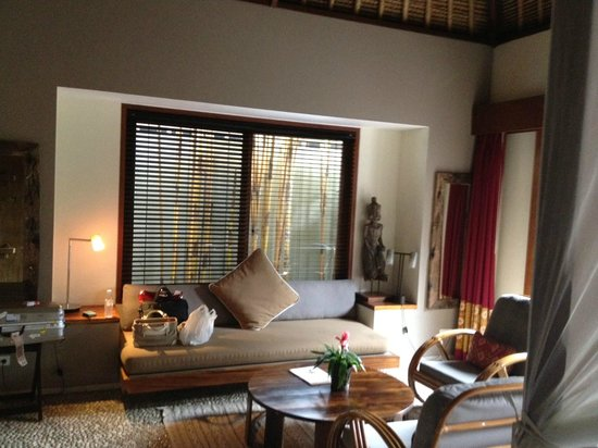 The Purist Villas and Spa: Bamboo Villa