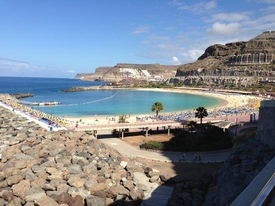 Niza Apartments: Amadores beach