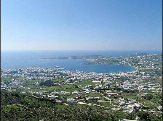 Hotel Aegean Village: Baie de Parikia