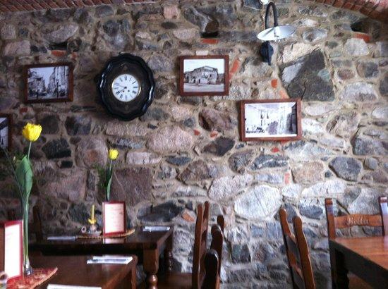 Pizzeria Bella Italia: Binnenkant restaurant