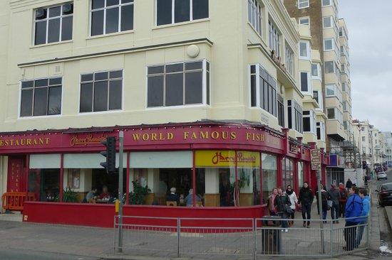 Harry Ramsden Brighton: Harry Ramsden's Brighton