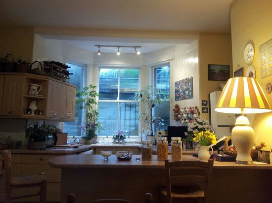 12, Belford Terrace: A very welcoming kitchen