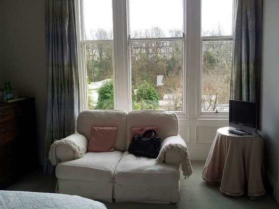 12, Belford Terrace: View from the bedroom