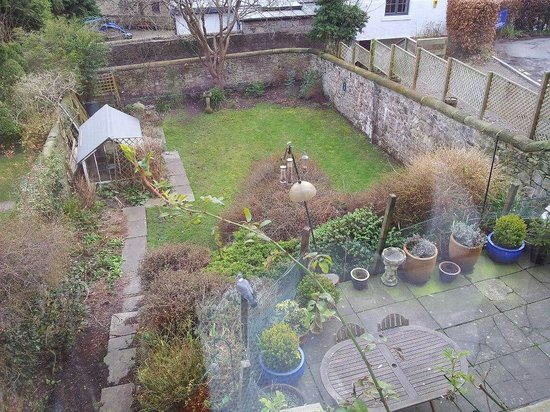 12, Belford Terrace: View of the house garden