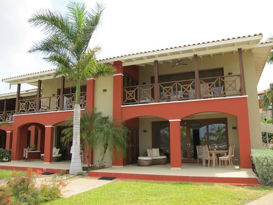 La Maya Beach Luxury Apartments: Apartment 8E in the upper right corner