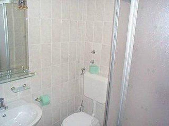 Apartments Mladina: Bathroom A2, A4, A6