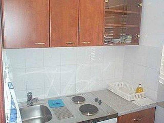 Apartments Mladina: Kitchen