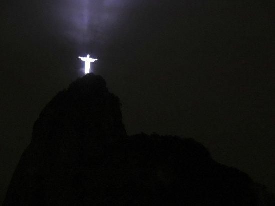 Mercure Botafogo Mourisco: Vista para o Cristo