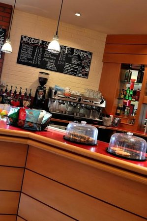 New Wolsey Theatre: Cafe Bar