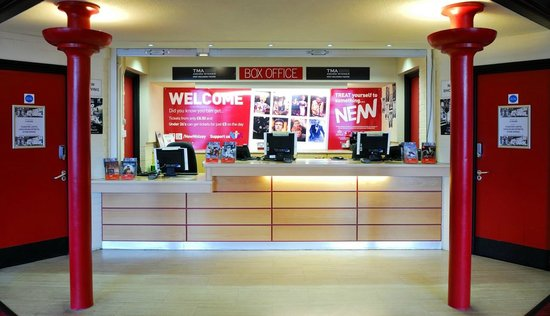 New Wolsey Theatre: Box Office