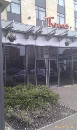 Future Inn Cardiff Bay: Future Inn Retaurante