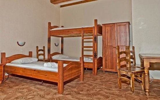 Hotel Westa: six-bedded room