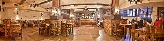 Hotel Westa: Restaurant