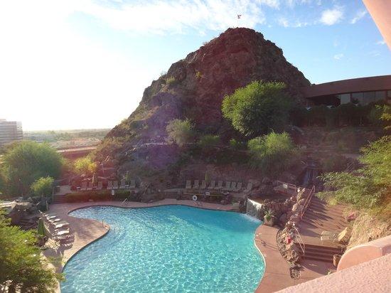 Marriott Phoenix Resort Tempe at The Buttes: サンダーバードの基地!