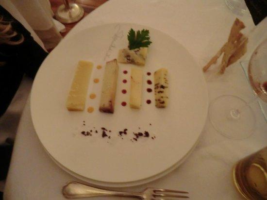 Villa Somis: Dessert