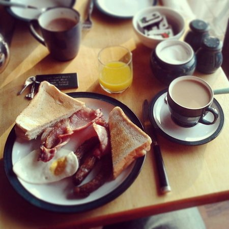 Ocean Crest  B&B: Irish Breakfast
