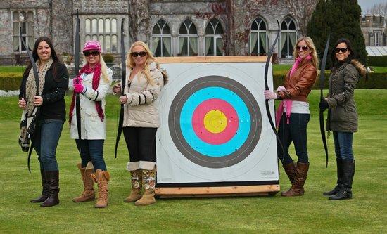 Archery at Adare Manor
