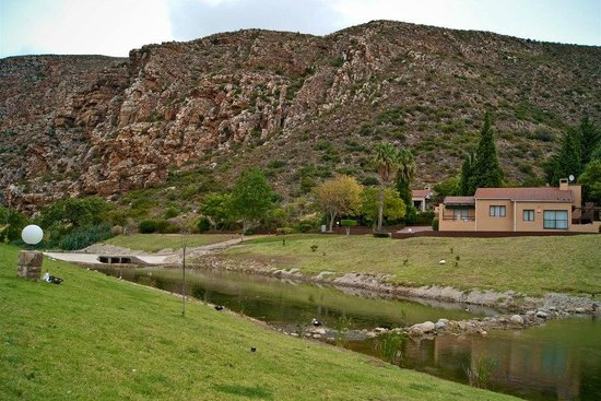 Montagu Springs Resort: Mountain