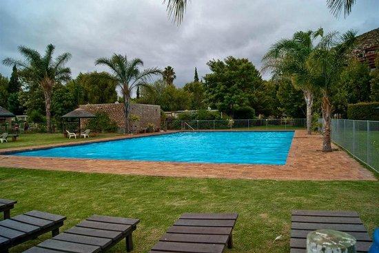 Montagu Springs Resort: Cold Pool