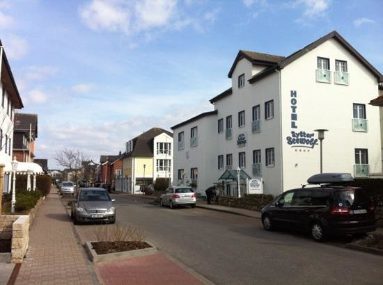 Hotel Sylter Blaumuschel: Hauptgebäude