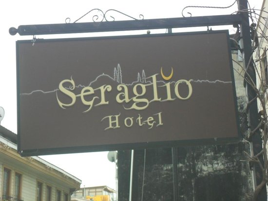 Hotel Seraglio: Home from home
