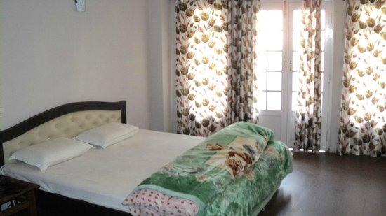 Hotel Travellers Paradise: Room