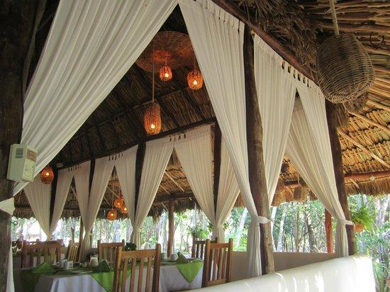 Hotel Okaan Restaurant: das Restaurant