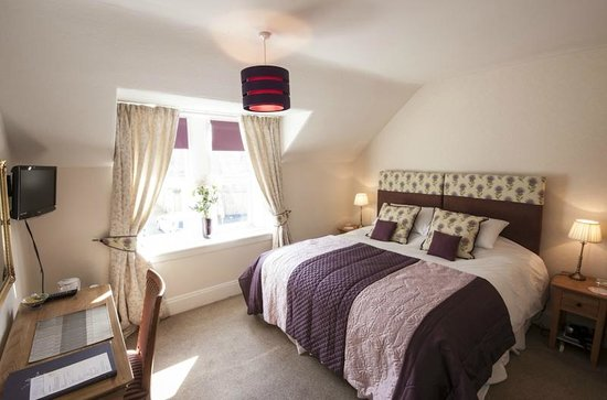 Superking/Twin Room of The Ness Guest House, Inverness