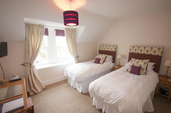 Twin/Superking Room of The Ness Guest House, Inverness