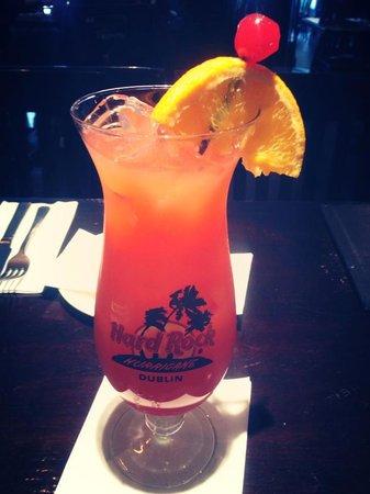 Cocktail Hurricane Hard Rock Cafe