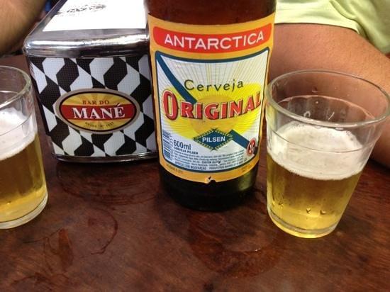 Bar Do Mane: cerveja