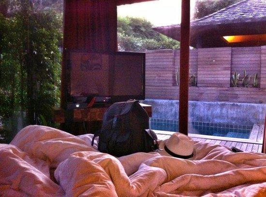Tango Luxe Beach Villa: dont wanna leave