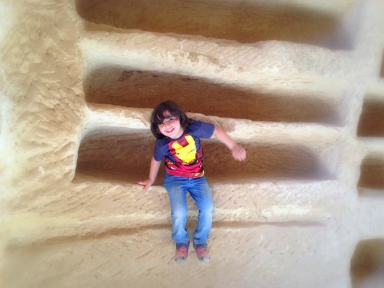 Mada'in Saleh: 7