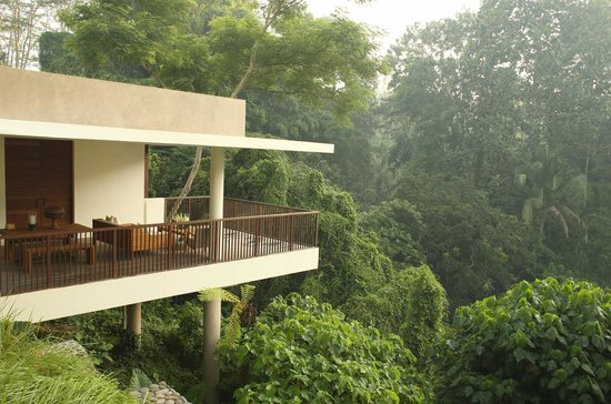 Alila Ubud: Terrace Tree Villa Views