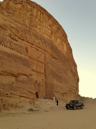 Mada'in Saleh: 8