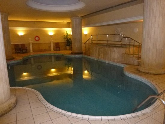 Golden Tulip Vivaldi Hotel: Newtones Leisure Club - indoor pool