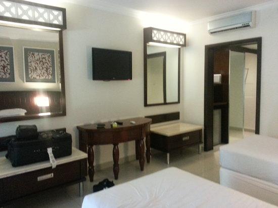 Bali Garden Beach Resort: Deluxe Room
