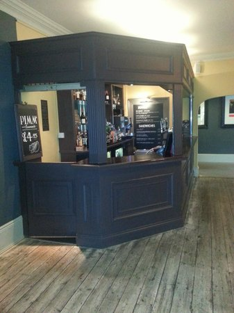 Woughton House - MGallery by Sofitel (was Mercure Parkside House): Bar area