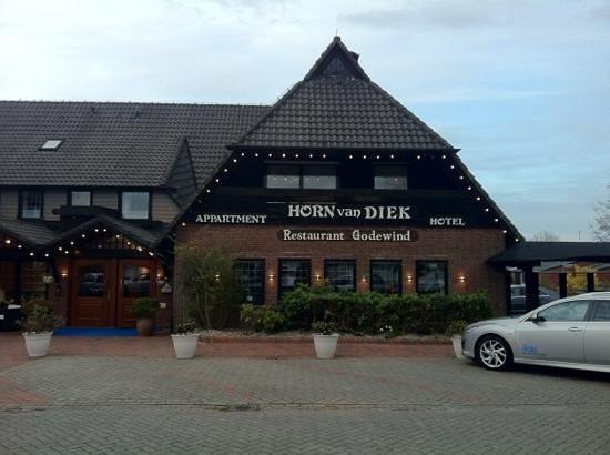 Bensersiel, Germany: Godewind
