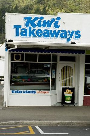 Kiwi Takeaways