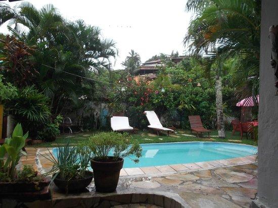 Chez Marine: pool