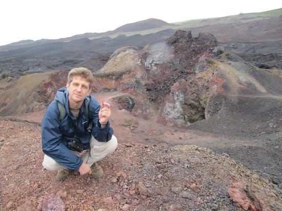 Sierra Negra: Экскурсия к вулканам