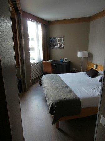 Aparthotel Adagio Paris XV: la stanza da letto