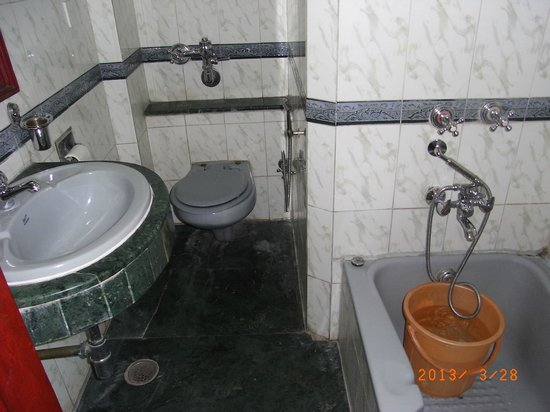 Hotel Sunstar Heritage: バスルーム