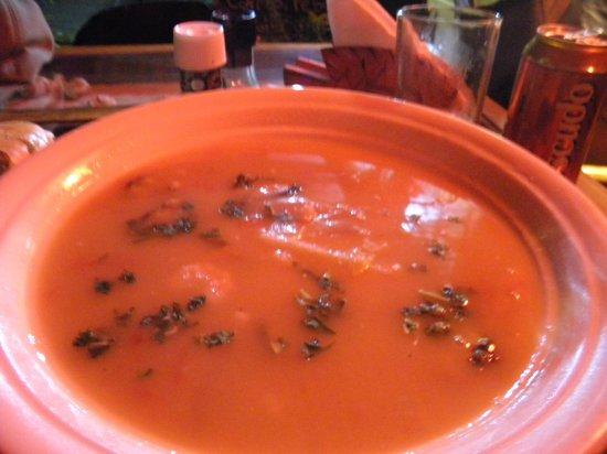 Makona Restaurant : Fish soup